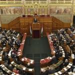 Íme az országgyűlés napirendje