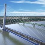Épül a Duna új büszkesége