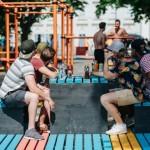 POP-UP park: sportolj Budapest oázisában!