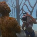 Különleges, félig víz alatti múzeum nyílt – videó