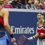 Babosék három meccslabdáról kaptak ki a US Open döntőjében