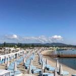 Megnyitott a Lupa Beach, Budapest tengerpartja
