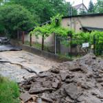 A vihar károsultjainak gyűjt a református szeretetszolgálat