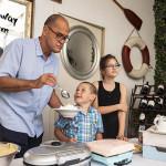 """Örömsütés"""" hazai sztárokkal apák napján"""