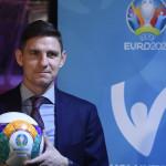 Labdarúgás: kemény csoportellenfelekkel játszunk a hazai Európa-bajnokságon jövőre